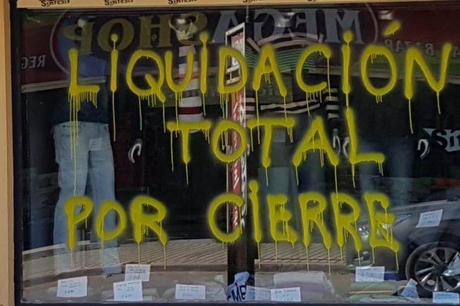 Inquieta situación del comercio y los pedidos de trabajo en Venado Tuerto