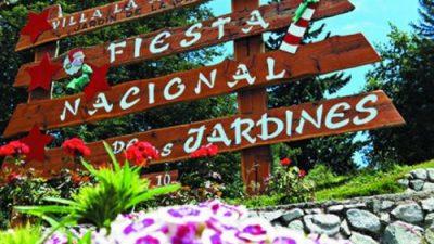 Fiesta Nacional de los Jardines, Villa La Angostura