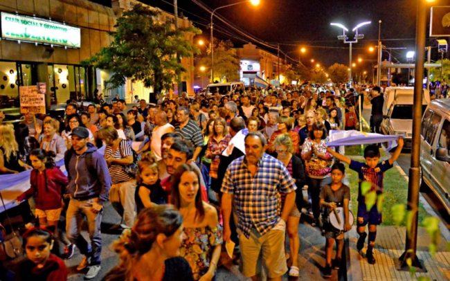 """Así fue la """"pueblada"""" en Benito Juárez para detener el cierre de una industria histórica"""