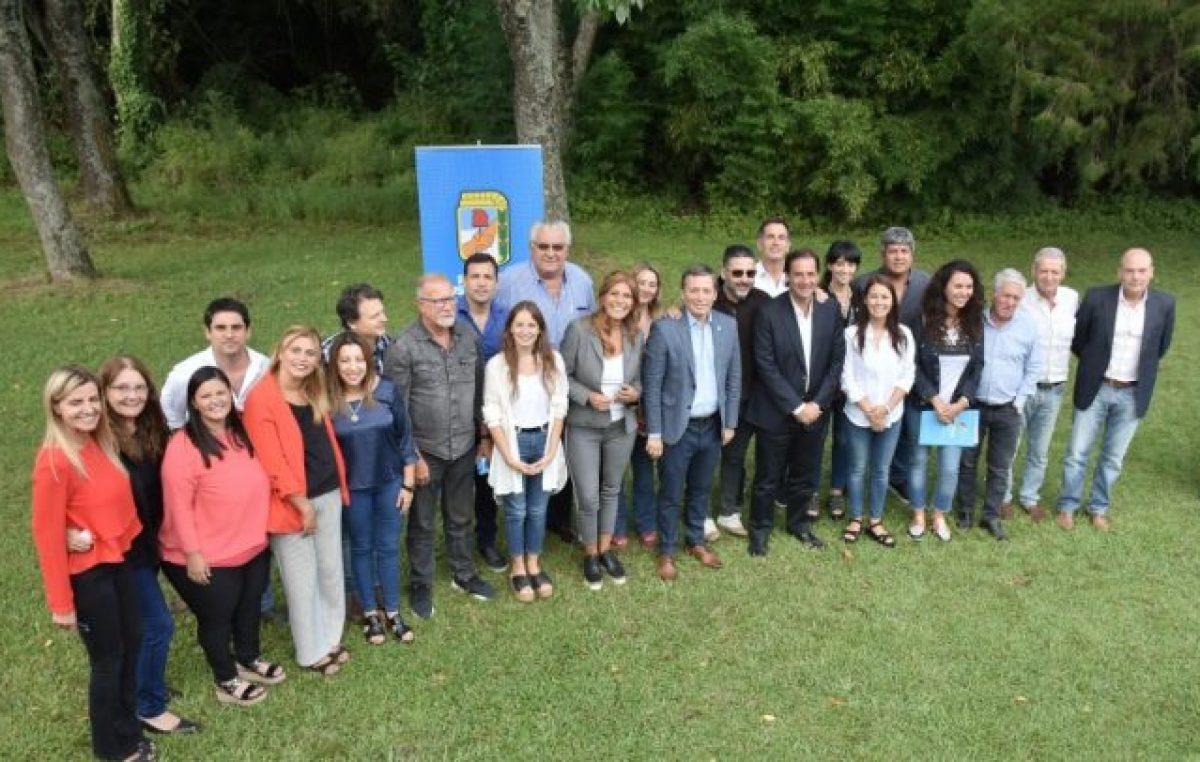 """El PJ Bonaerense mostrará a sus """"candidatos, equipos y propuestas"""" a partir de marzo"""