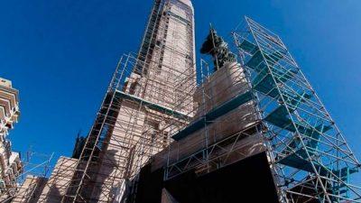 La intendenta de Rosario dio de baja el convenio con Nación para reparar el Monumento