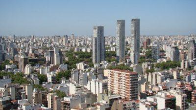 Cayó violentamente la venta de inmuebles en la Ciudad de Buenos Aires