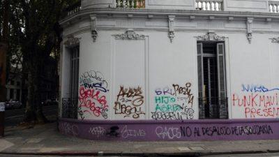 Mendoza: Hablemos, por favor, de la ciudad garabateada