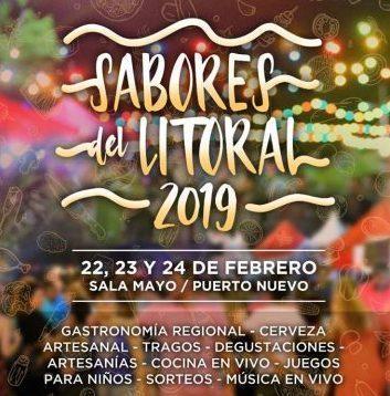 Paraná: Feria Sabores del Litoral