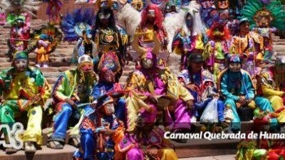 Humahuaca ya se prepara para vivir el carnaval