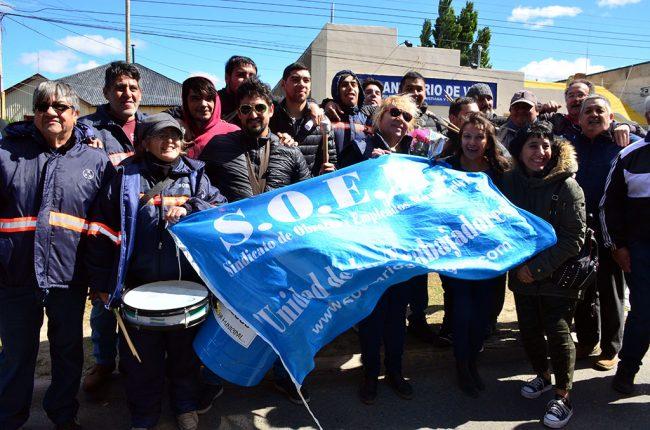 """Río Gallegos: le respondieron al """"resbaloso"""" Giubetich"""