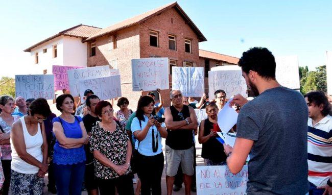 Reclamo en Embalse: piden la urgente reactivación del complejo hotelero
