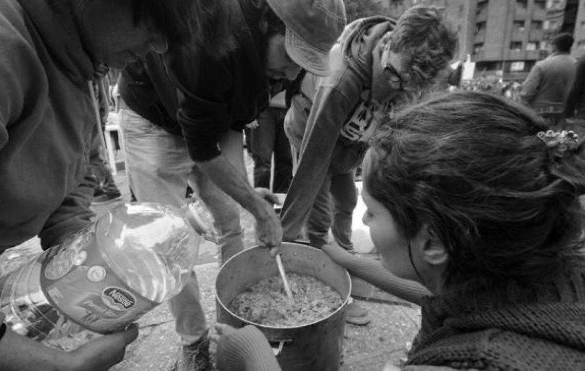 """""""Para que no falte el plato de comida"""", Ensenada declaró la emergencia alimentaria"""