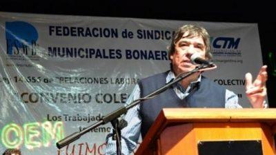 MUNICIPALES PIDEN A LA CGT EL INICIO DE UN PLAN DE LUCHA CONTRA EL GOBIERNO
