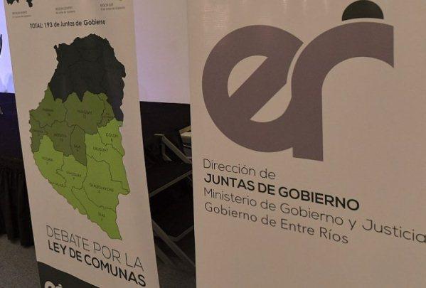 El gobernador de Entre Ríos reglamentó la Ley de Comunas