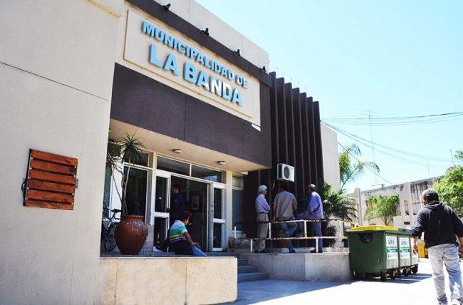 Anunciaron un aumento del 40% para los municipales bandeños