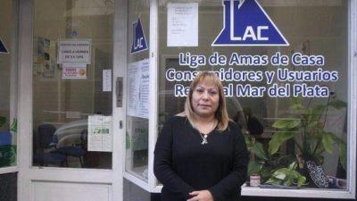 """Mar del Plata: Luego de 38 años, la Liga de Amas de Casa evalúa cerrar sus puertas, """"no somos ajenos a la crisis"""""""