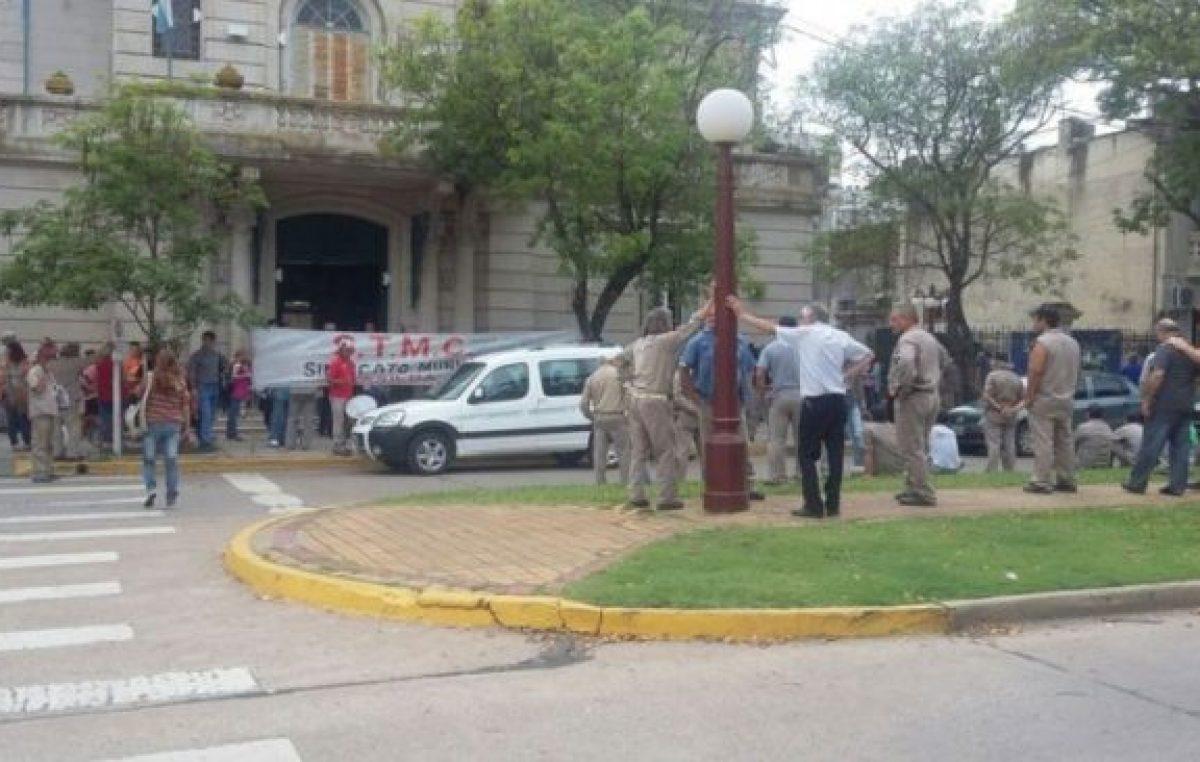 Municipales de Casilda vuelven a trabajar con normalidad, acatan la conciliación