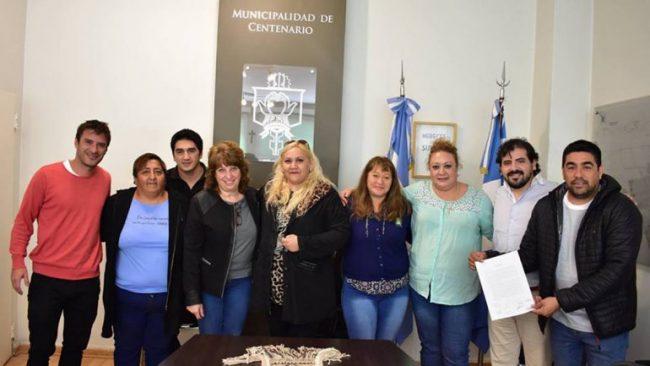 Centenario dio una suba salarial con un 40% de piso anual