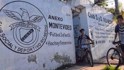Rosario: Río Negro, el club donde aterrizó Macri, está en crisis por los tarifazos