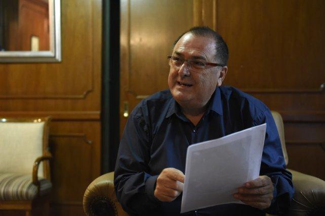 """Rosario: Ratner criticó a la intendenta y dijo que la postura de los municipales es """"inamovible"""""""