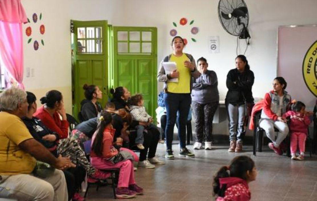 La Municipalidad de Tafí Viejo lanzó un Programa de Emergencia Alimentaria