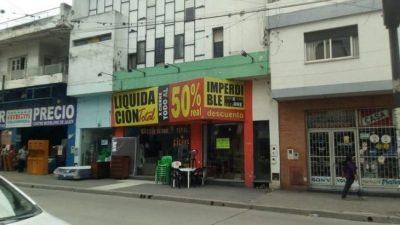 Al menos 22 locales están vacíos y en alquiler en Jujuy