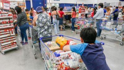 En un mes, subió $1.800 el precio de la canasta para no caer en la pobreza en Salta