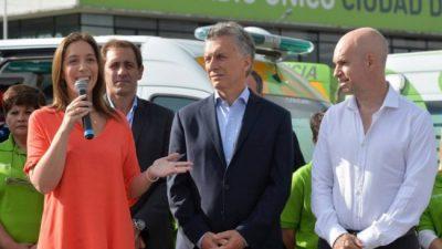 Es oficial: Macri traspasa el costo político de los tarifazos a Vidal y a Rodríguez Larreta