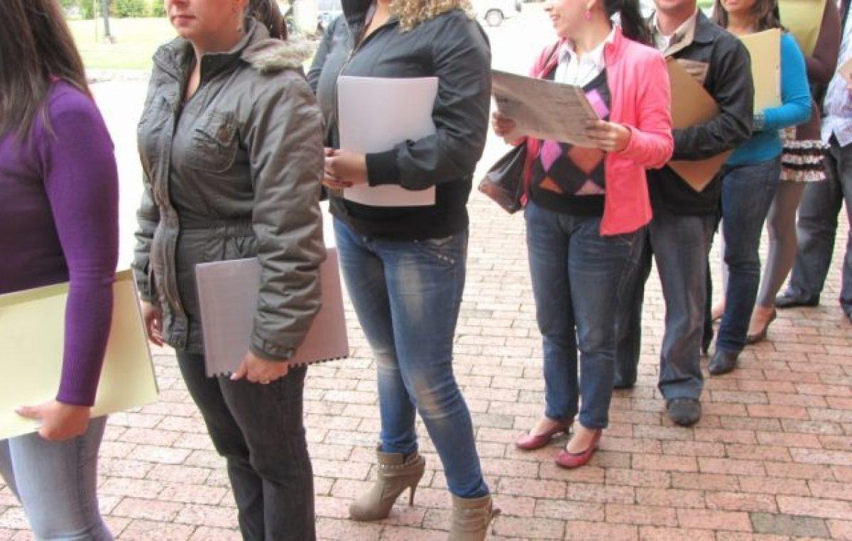 Profundización de la desocupación: las empresas no planean contratar empleados en el próximo trimestre