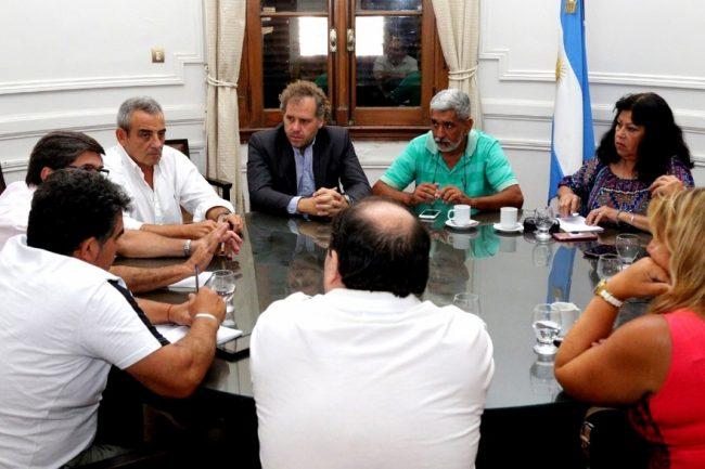 Municipales de Pergamino acordaron aumento de 24 por ciento