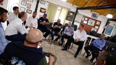 Lomas de Zamora tuvo su supermiércoles con dos (¿o tres?) candidatos a Gobernador