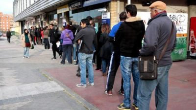 En una de las zonas más ricas del país golpea el fantasma de la desocupación