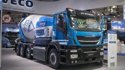 La fábrica de camiones Iveco suspendió a 900 trabajadores