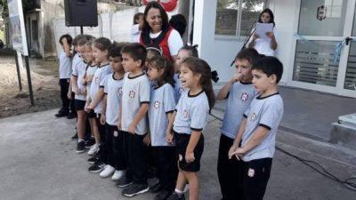Córdoba: inauguran una escuela mutual después de 65 años