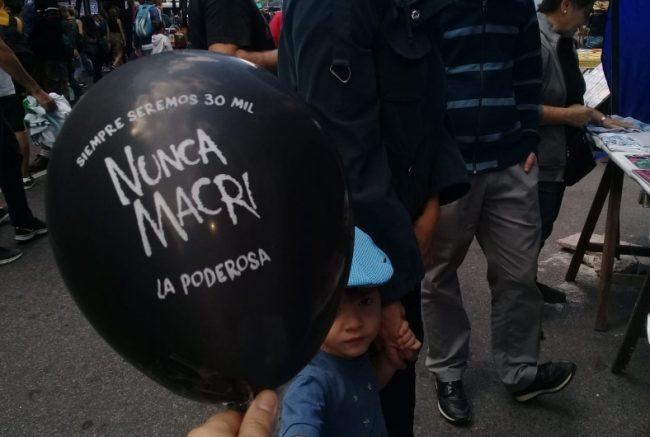 """Organismos defensores de Derechos Humanos aseguraron que """"la democracia está en peligro"""""""