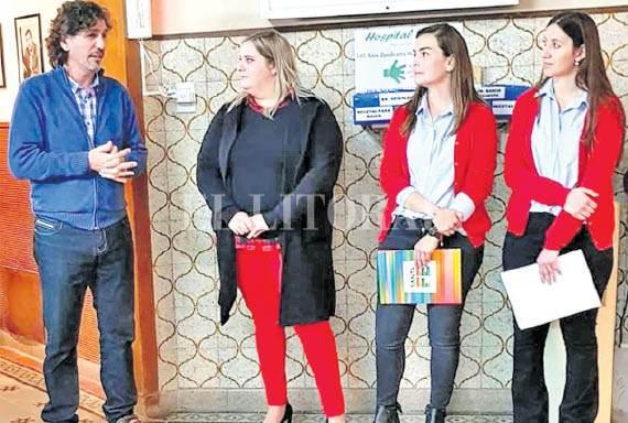 Mujeres al mando: en Sastre ocupan puestos centrales para la comunidad