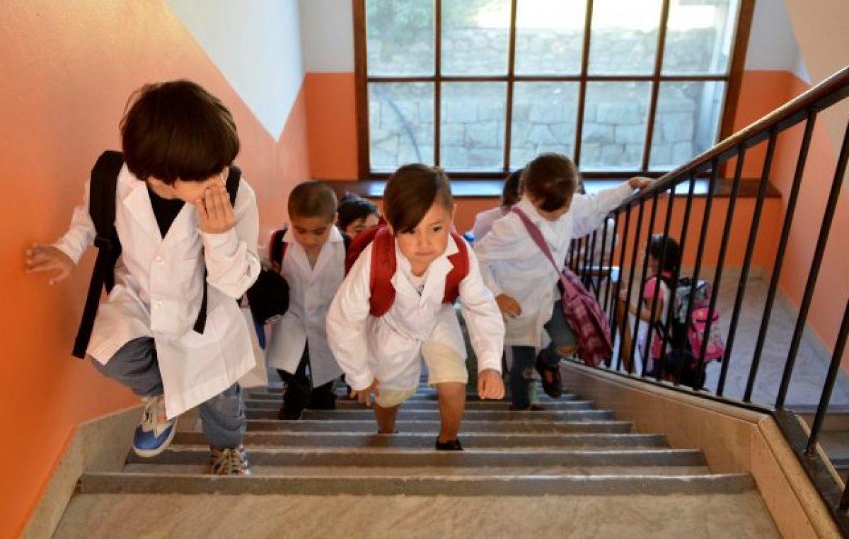 La crisis económica llegó a las aulas de Bariloche