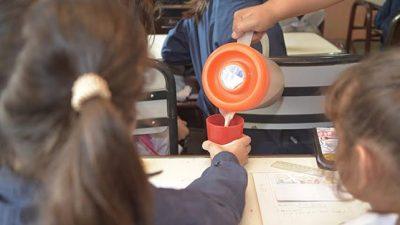 Mendoza: Aumentó la cantidad de niños que requieren de merienda en la escuela