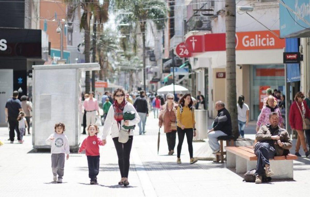 """Desde el Centro Comercial de Santa Fe advierten: """"Las ventas siguen cayendo"""""""