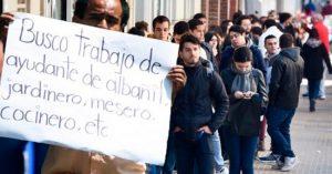 Con una tasa de 12,8 por ciento, Rosario volvió a tener el desempleo más alto del país