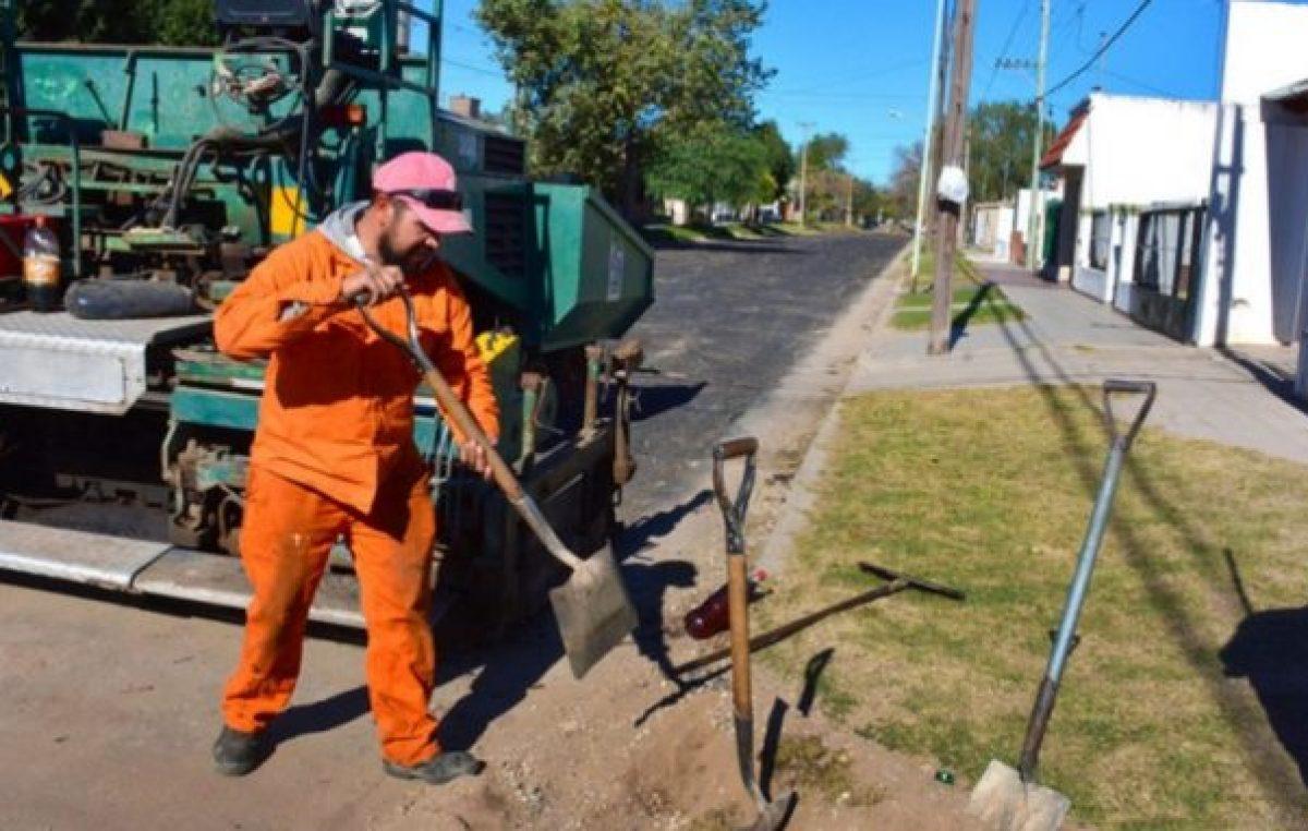 En un año complejo, cayó fuerte la inversión en obras en el Municipio de Río Cuarto