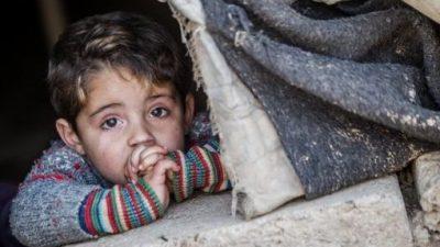 Cuatro de cada diez niños son pobres