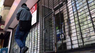 El comercio de Rawson en crisis, con altas tasas, inflación y cierres
