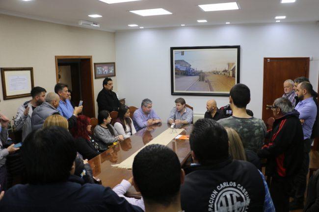 Río Grande: Se rubricó el acuerdo salarial de los empleados municipales