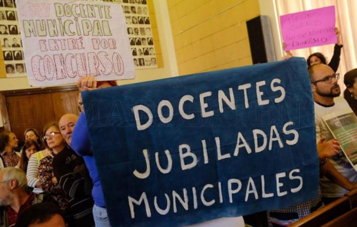 El intendente de Mar del Plata dijo que apelará el fallo que favorece a docentes municipales