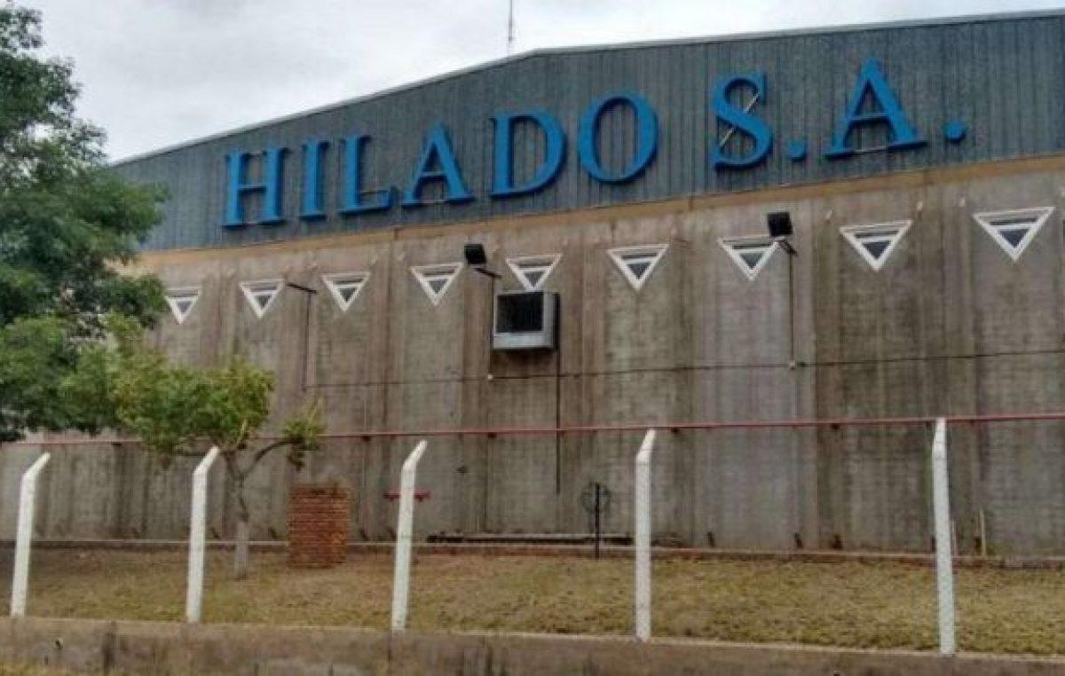 Cerró otra fábrica textil en La Rioja y echó a 115 trabajadores