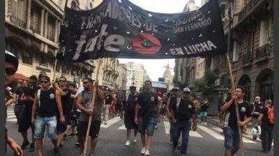 El Gobierno le dio luz verde a FATE para despedir a 450 trabajadores en San Fernando
