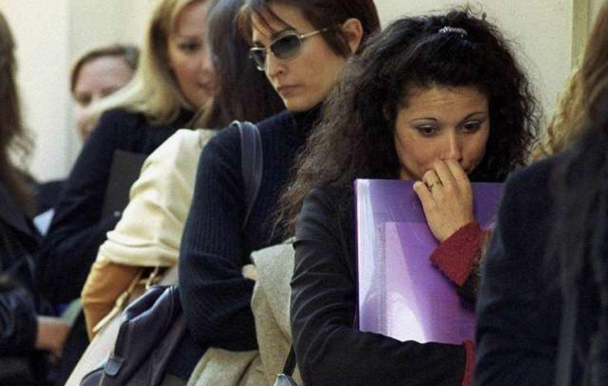En Mar del Plata las mujeres sufren más el desempleo que los varones