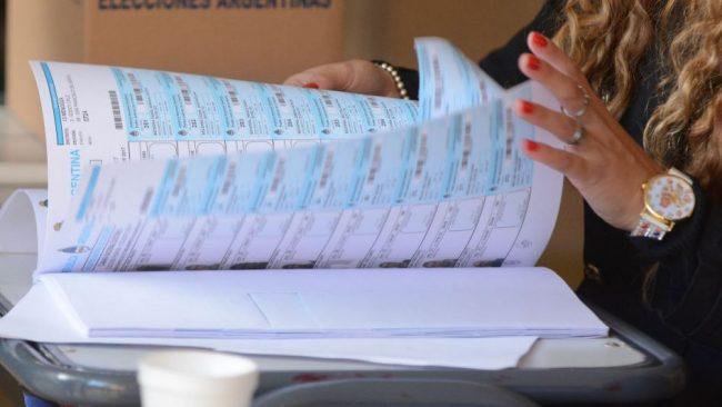 Sólo en boletas costará $ 5,5 millones desdoblar las PASO municipales mendocinas