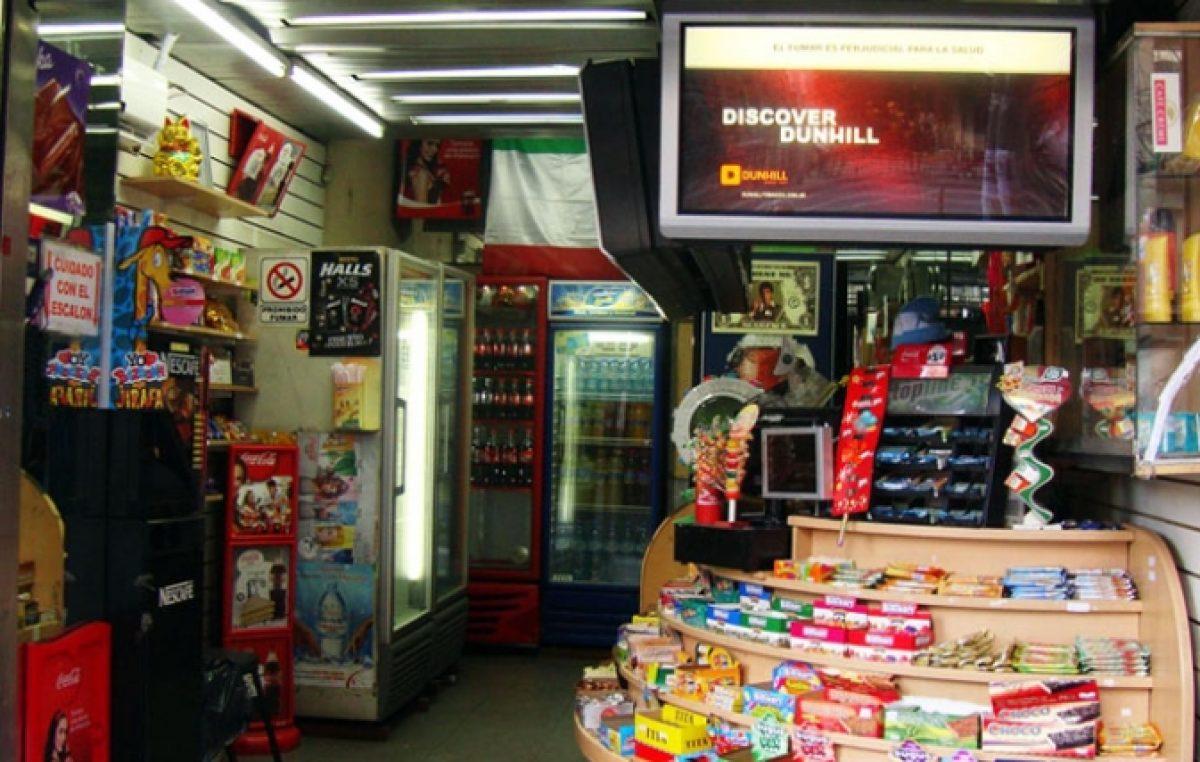Una cifra alarmante: en tres años cerraron 2.600 kioscos en Mendoza