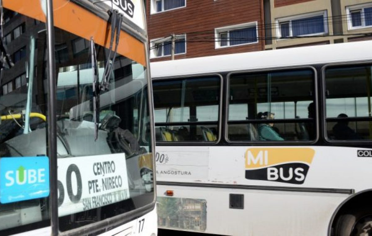 El intendente de Bariloche otorgó un subsidio de 6 millones a Mi Bus para salarios