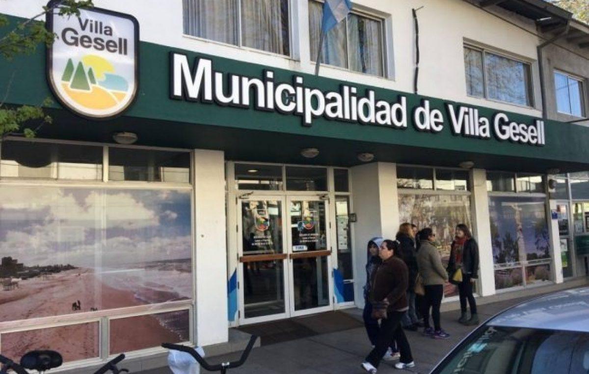 Incremento salarial del 30 % para los municipales de Villa Gesell