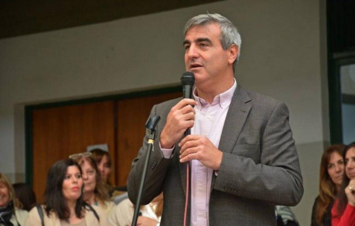 El intendente de San Antonio de Areco anunció un aumento del 40% a los municipales