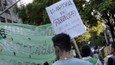 """Rosario: """"En la calle por nuestra dignidad"""""""